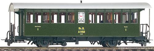 Bemo 3232142 - Passenger Wagen 1st Class A 1102