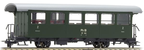 Bemo 3233124 - 2nd Class Passenger Coach B2 1414