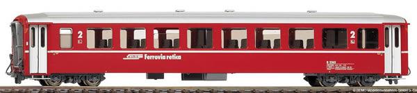 Bemo 3250130 - 2nd Class Passenger Coach B 2370