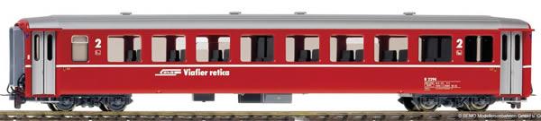 Bemo 3250159 - 2nd Class Passenger Coach B 2349