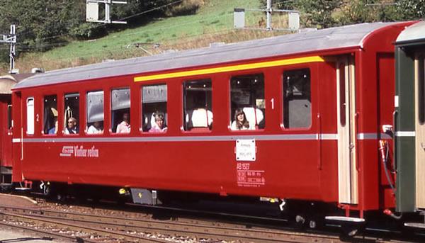 Bemo 3252125 - 1st Class Passenger Coach EW I A 1225