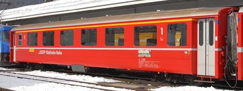 Bemo 3252158 - Swiss Passenger Coach A 1248 unit car I of the RhB
