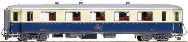 Bemo 3263141 - Salon Wagen Bauart As 1161