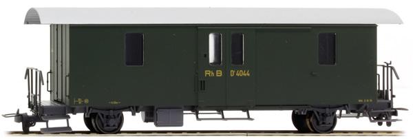 Bemo 3265104 - Baggage Car D2 4044