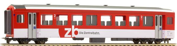 Bemo 3271475 - Swiss eg B 315 Unit Car, III of the SBB