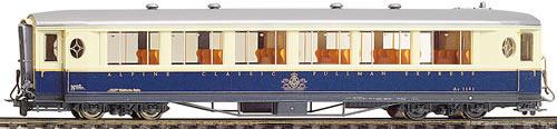 Bemo 3272140 - RhB As 1141 Salonwagen 75 Jahre Glacier Express