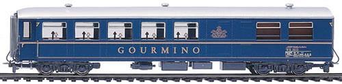 Bemo 3273131 - RhB WR 3811, ACPE Gourmino Speisewagen