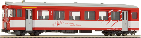 Bemo 3275254 - 1/2 Class Control Car Bauart ABt