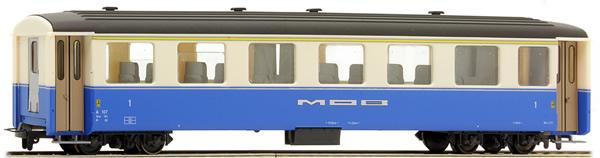 Bemo 3292317 - 1st Class Passenger Coach A 107