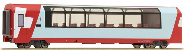 Bemo 3689102 - 1st Class Panorama Passenger Coach Api 1312 Glacier-Express
