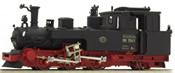German Steam Locomotive K 99 7541 of the DRG