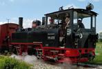 German Steam Locomotive Öchsle Tssd 99 633
