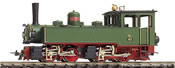 German Steam Locomotive Tssd No 49 of the K.W.St.E.