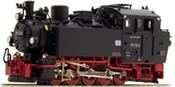 German Steam Locomotive BR 99 705 of the DR