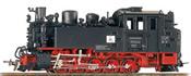 German Steam Locomotive kit Umbaulok sä. VI K of the DR