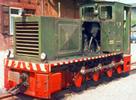 German Diesel V 18 Private Railroad