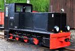 German Diesel Locomotive Köf 6001
