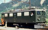 Swiss Universal Locomotive Ge 4/4 I 610 of the RhB