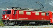 Swiss Universal Locomotive Ge 4/4 I 605 of the RhB