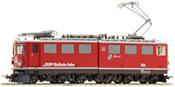 Swiss Electric Locomotive Ge6/6 II of the RhB