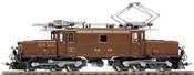 Swiss Electric Locomotive series Ge 6/6 I Rhaetian crocodile of the Rhb