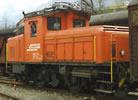 Swiss Electric Locomotive Gem 2/4 of the RHB