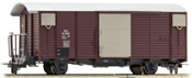 Covered Freight Car Gb 5020