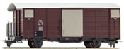 Covered Freight Car Gb 5062