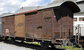 Covered Freight Car Serie Gb