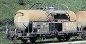 Swiss Tank Car P 8913 of the SBB