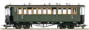 2nd Class Passenger Coach Bauart KB4i 01