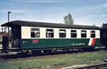 2nd Class Passenger Coach 970-266 Sornzig-Ablaß