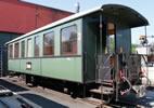 2nd Class Passenger Wagen Öchsle 2076 Stg