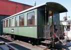 2nd Class Passenger Wagen Öchsle 2077 Stg