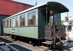 2nd Class Passenger Wagen Öchsle 2078 Stg