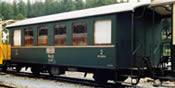 Passenger Wagen 2nd Class B 2077