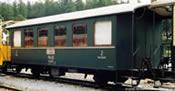 Passenger Wagen 2nd Class B 2078