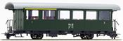 1/2 Class Passenger Coach AB2 1419