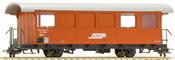 Railway Service Vehicle Bauart Xk