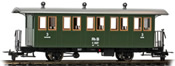 RhB C 2027 two-axle passenger car