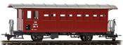 RhB X 9034 Railcar SF Samedan