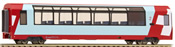 2nd Class Panorama Passenger Coach Bp 2534 Glacier-Express