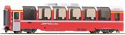 1st Class Panorama Passenger Coach Api 1304 Bernina-Express