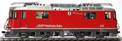 Swiss Electric Universal Locomotive Ge 4/4 II 618 Bergün of the RhB
