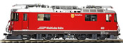 Swiss Electric Universal Locomotive Ge 4/4 II 613 Domat / Ems of the RhB