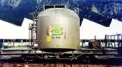 Cement Silo Wagen UCE 8004