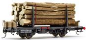 Stake Wagen with Log Load Type Kk-w