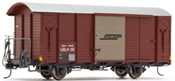 Covered Freight Car Gbk-v 5545