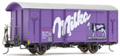 Covered Freight Car Gbk-v 5603  Milka