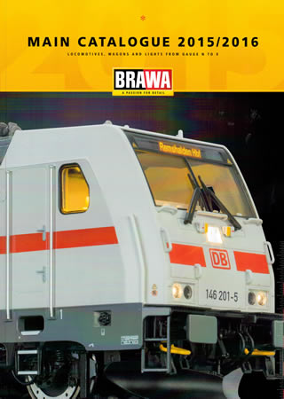 Brawa 001166 - Main Product Catalog 2015 / 2016